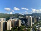 罕有[名城]靚則[東南]高層3房(1套房)連工人房; [雙鐡交匯;香港正中心]毗連即將落成[大圍]旗艦級商場 !