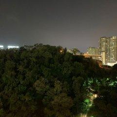 九龍市中心[罕有]開揚,翠綠山景;[連車位]超實用大則2房[加儲物室].