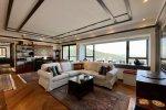 傳統豪宅地段, 高私隱度, 靜中帶旺; [超高標準, 高品味裝修]高層2/3房(1套)連車位大宅 !