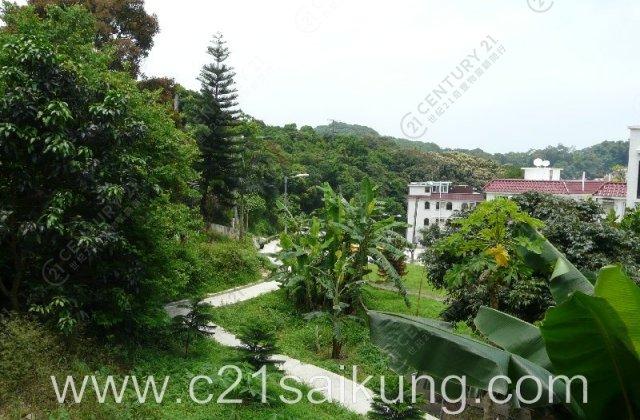 西贡 坑尾顶村