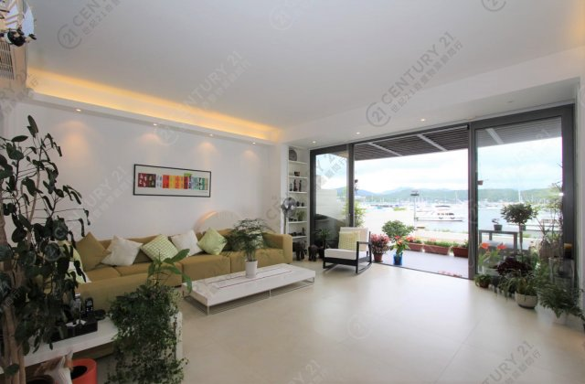 Sai Kung SEA VIEW HOUSE IN MARINA COVE