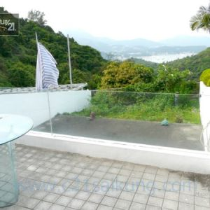 CLEAR WATER BAY VILLA WITH OPEN VIEW