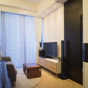 馬鞍山 迎海 第03期 超高層特色單位 特高樓底 全新裝修 子母房 $880萬
