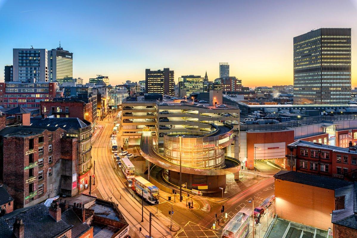 曼徹斯特將成為下一個英國技術中心