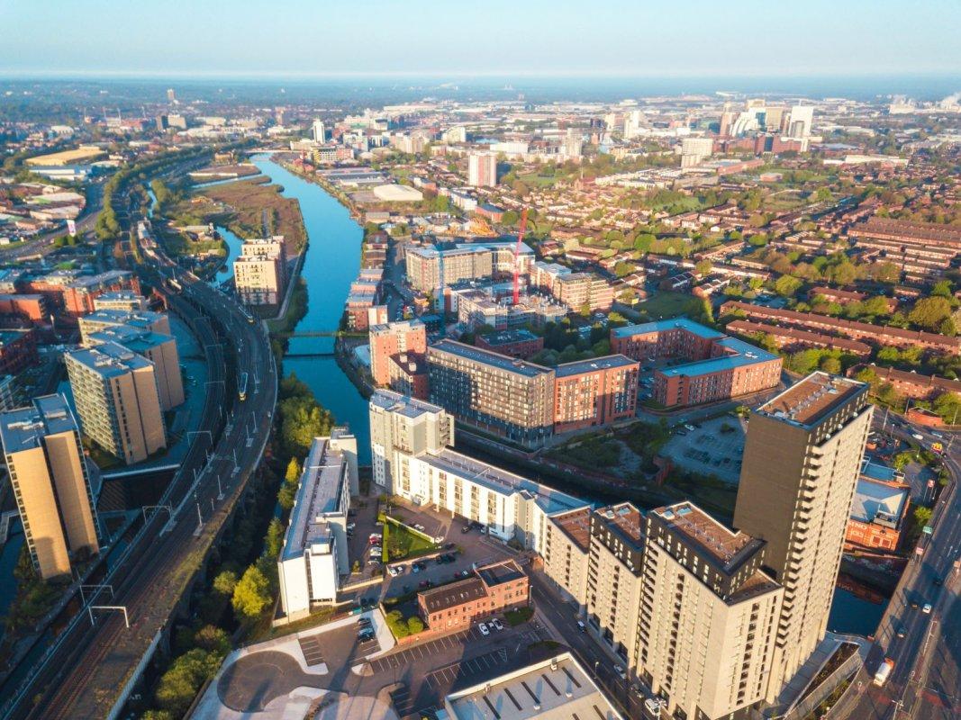 曼徹斯特是英國最環保的綠化居住城市