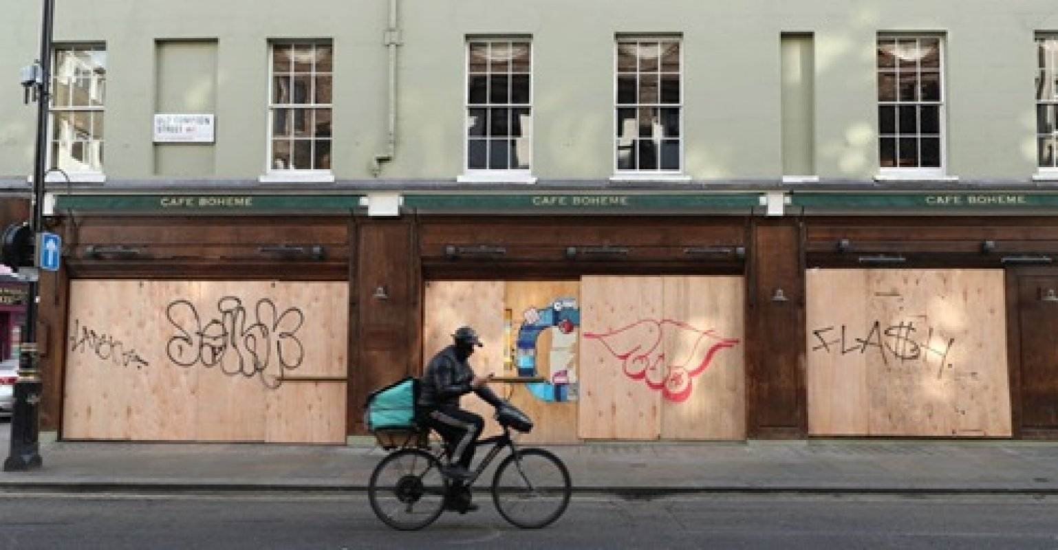 倫敦 27個自治市過去一星期內感染個案下降三分之一