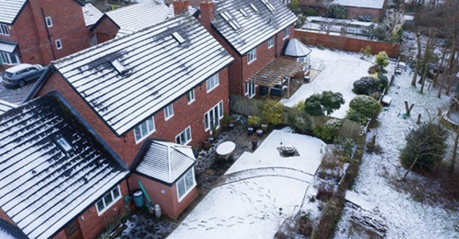 去年11月英國樓價指數
