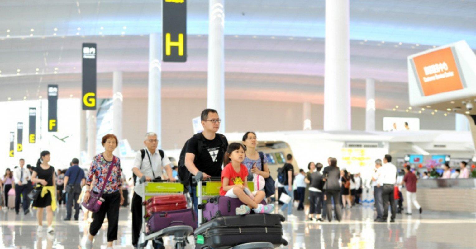 【大灣區】出行更方便! 廣州白雲機場引入雙高鐵兩城際連通港澳