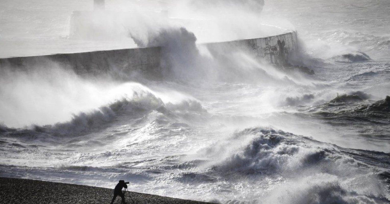 全球暖化的問題影響英國