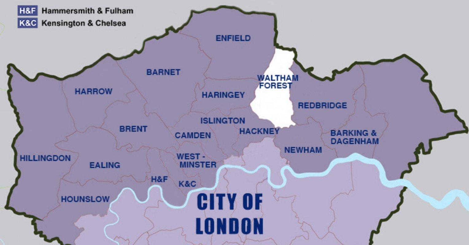 倫敦 Waltham Forest 自治市樓價升幅冠絕倫敦