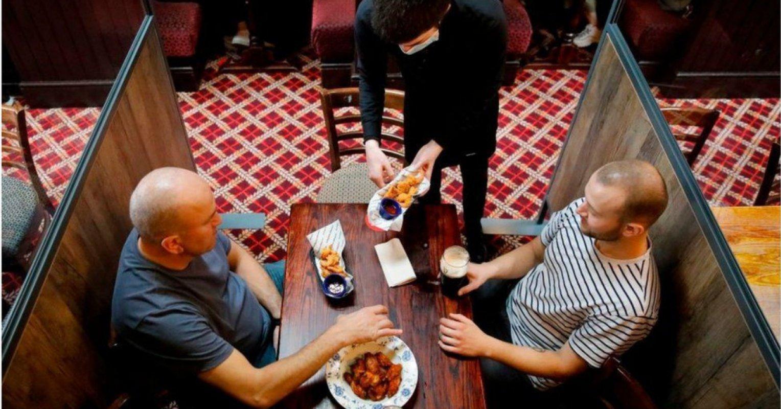 英國政府將會對餐飲業回調消費稅