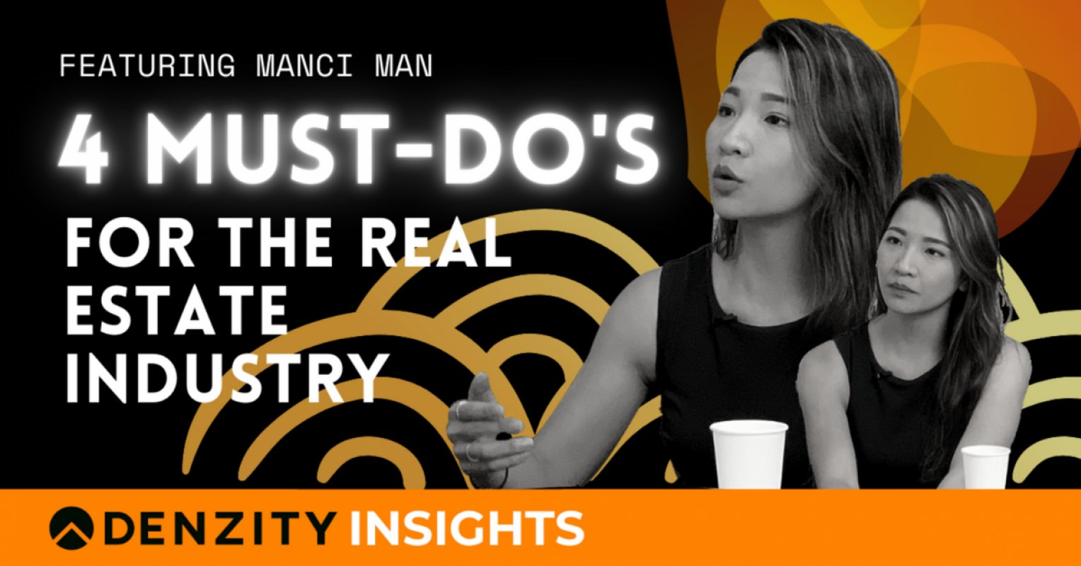 Manci Man's 4 Must-Do's for the Real Estate Industry