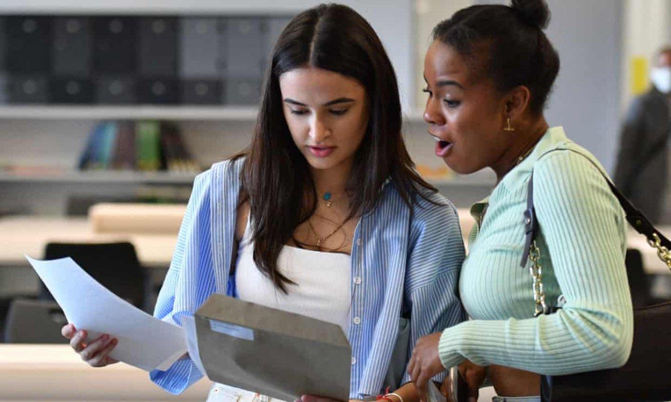 英國A-Level放榜 破紀錄近4成半學生考獲A或A*