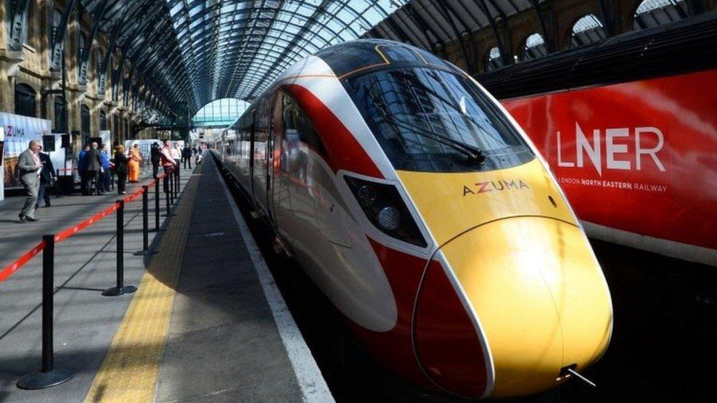 英國新鐵路準備通車,開闢新的經濟機會