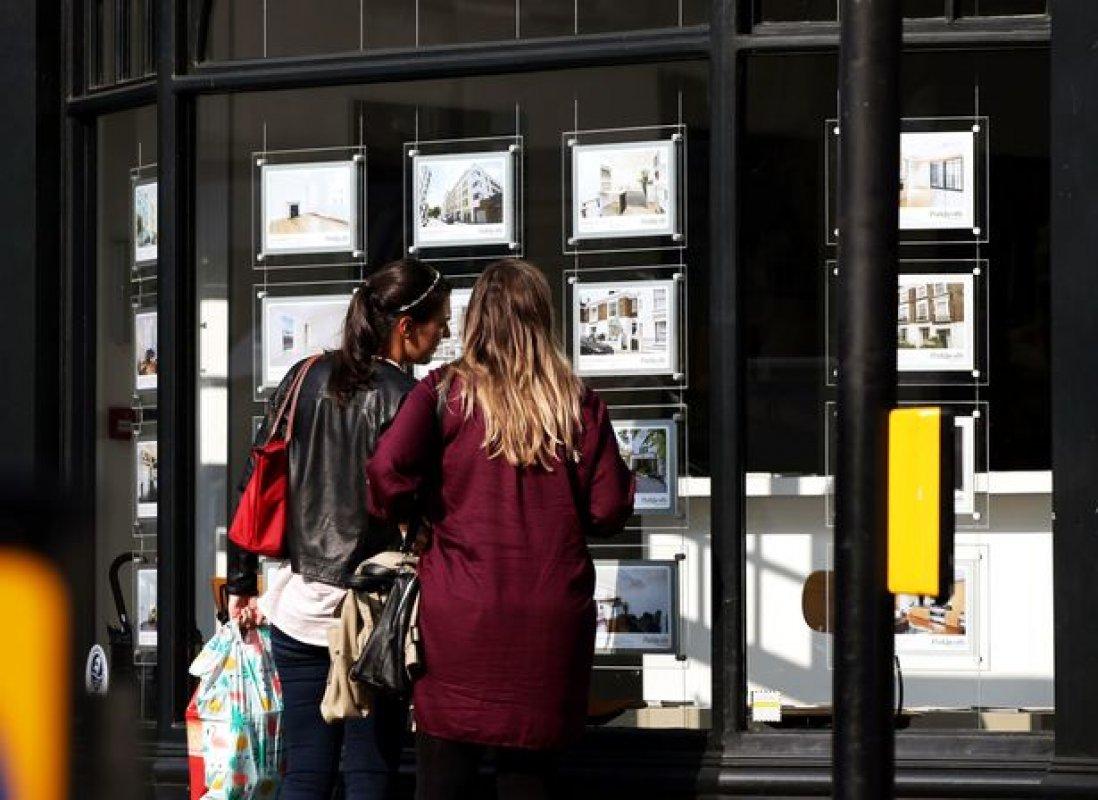 倫敦租務市場逐漸回暖,按月再升 2.4%