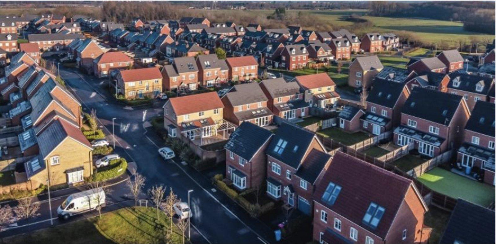 英房產市場未受疫情影響 至今屹立不倒