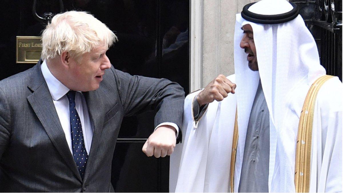 阿聯酋宣布擴大對英國投資達100億英鎊