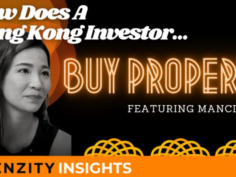 香港投資者是如何投資房地產的? Ft. 文慧詩