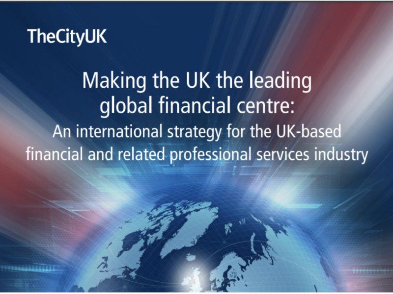 倫敦市政府計劃 5年內取代紐約,重奪全球最大國際金融中心