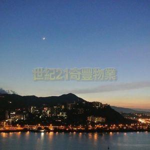 天宇海 連天台551呎特色戶