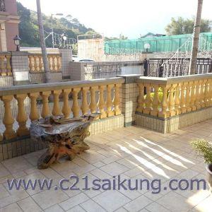 西貢複式村屋(連租約)