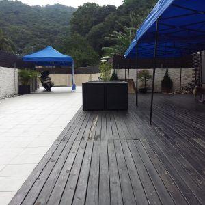 西貢 井欄樹村 連2000呎巨花園