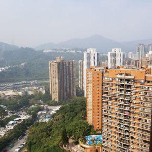 大圍 名家匯 五星級酒店 4房雙套 開揚大圍景觀