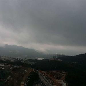 沙田 玖瓏山 高層東南  翠綠山景