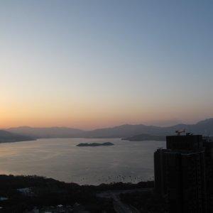 馬鞍山 銀湖天峰 ***高層全海景****
