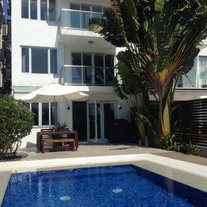 西貢海景私泳村屋