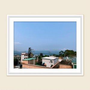 西貢 壁屋村