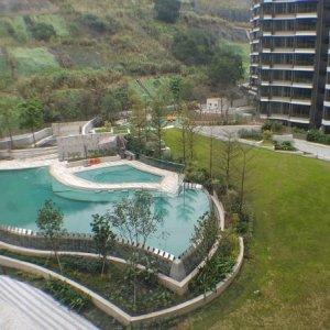 翠綠園林山景 兩房套連儲物室