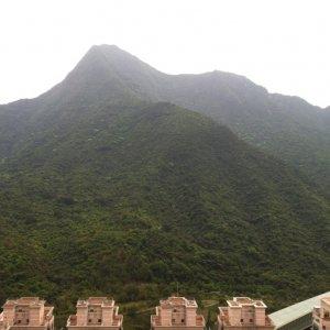 馬鞍山 銀湖天峰