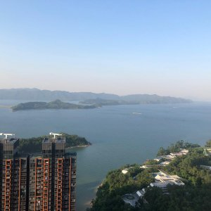 銀湖天峰 高層全海景兼翠綠山景三房 歡迎查詢