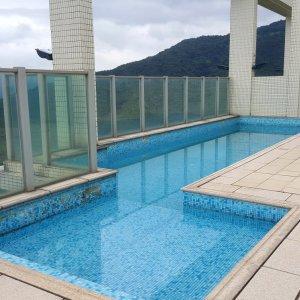 銀湖天峰 *頂層複式連天台泳池* 超級罕有