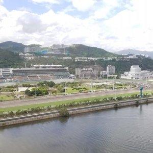 沙田 碧濤花園百萬裝修 3房套馬場河景