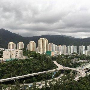 香港正中心; 雙鐵交匯; 開揚4房.