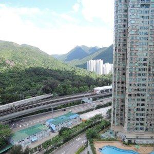 泰式園林會所,翠綠山景,2房靚則