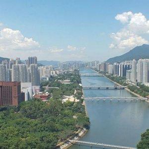 珍稀河景 MTR 上蓋物業