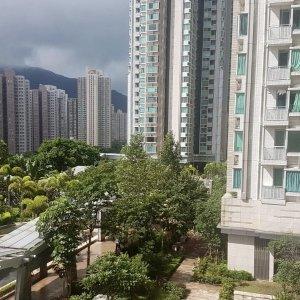 香港正中心; 雙鐵交匯; 綠樹成蔭, 開揚東南3房.