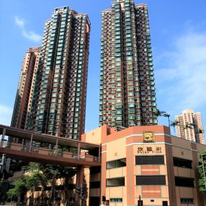 上車換樓必睇 港鐵站旁新鴻基樓 高層實用2房