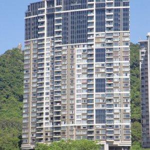 大圍巨宅 罕有名家匯頂樓覆式 5房5套 連3 車位 無敵全沙田靚景