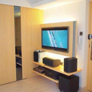 沙田第一城 激平特別積3房 設計師設計