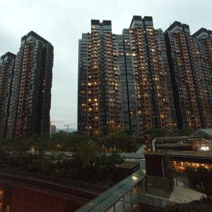 迎海 廳大房大兩房單位寧靜綠化內園景