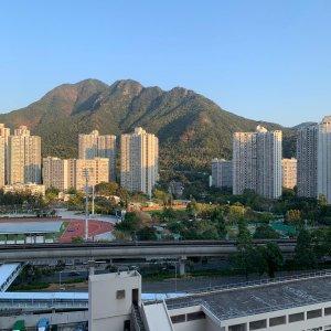 高層靚裝修 東南山景