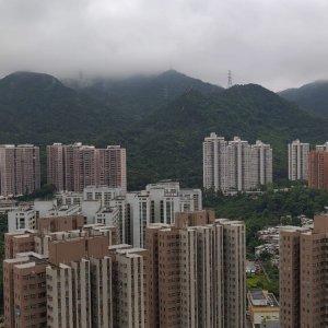 香港正中心; 雙鐵交匯; [東南]開揚4房.