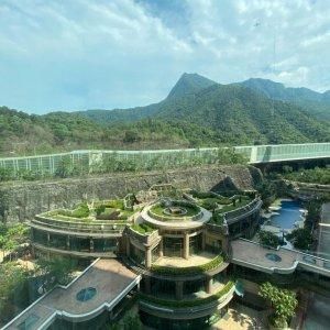 翠擁華庭 大3房 內園企理~~泳池景