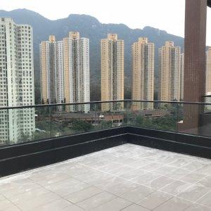 馬鞍山薈朗樓王, 絕無僅有梗廚+特高樓底+高層2房+內置天台