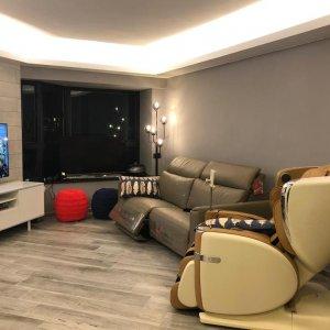 《新鴻基樓-質素保證》一年全新裝修、高層向南單位、業主FIRM賣、見票再傾