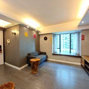 【1座 B室,內園景完美樓層】靚裝即住